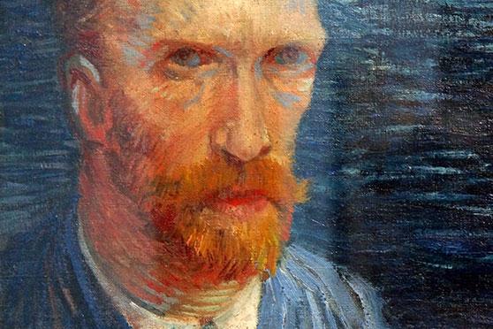 Anxious person - Van Gogh