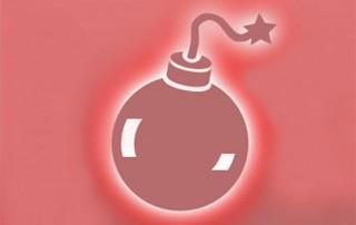 bomb - blood pressure